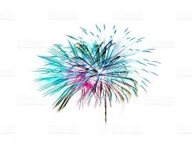 Pics Photos  Fireworks On White Stock Photo Quality Backgrounds
