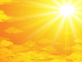 Pics Photos  Sunshine Clip Art Slides Backgrounds