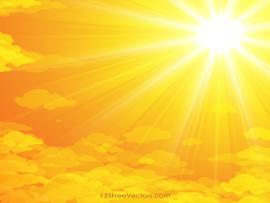 Pics Photos  Sunshine Clip Art Slides Backgrounds