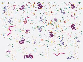 Pin Free Confetti Pictures On Pinterest Graphic Backgrounds