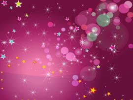 Pink Celebration Art Backgrounds