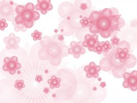 Pink Flowers Hd Backgrounds