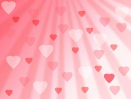 Pink Hearts Free Stock Photo  Public Domain Pictures Backgrounds