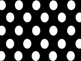 Polka Dots Frame Backgrounds