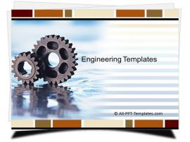 PowerPoint Engineering Templates Main Page Photo Backgrounds
