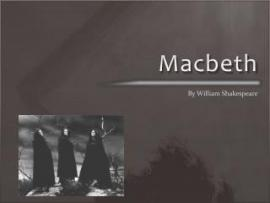 PPT  Shakespeare S Macbeth PowerPoint Presentation  ID212441 Graphic Backgrounds