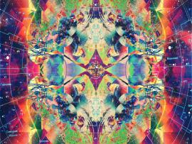 Psychedelic Russian Trippy Backgrounds