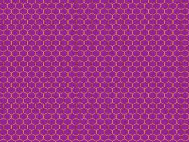 Purple Hexagon Honeycomb Freebie Pattern  Art Backgrounds