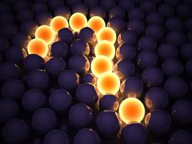Question Mark Sphere Pattern Texture Lights Glow Clip Art Backgrounds