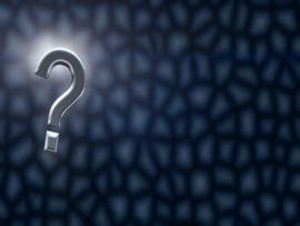 Question Marks Blue Seamless Looping Abstract Animation Of   Quality Backgrounds