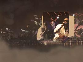 Rap and Hip Hop  Graphic Backgrounds
