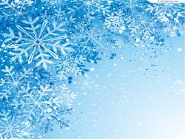Real Snowflakes Art Backgrounds