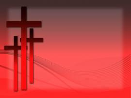 Red Christian Template Backgrounds