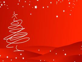 Red Christmas Graphic Backgrounds