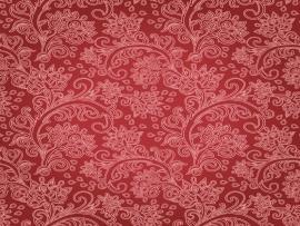 Red Floral Presentation Backgrounds