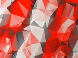 Red Polygon By Texturezine On Deviant Art Backgrounds
