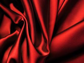 Red Silk Presentation Backgrounds