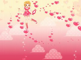 Related Pictures Love Heart Effect Love S Art Backgrounds