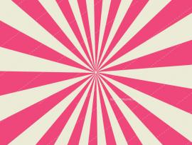 Retro Colored Sunburst Vector Free Vector Art   Slides Backgrounds