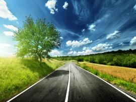 Road Template Backgrounds