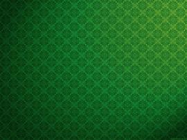 Romantic Green Pattern Design Backgrounds