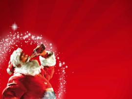 Santa Claus Slides Backgrounds