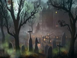 Scary Halloween Download Backgrounds