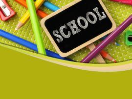 School Test Frees Design Backgrounds