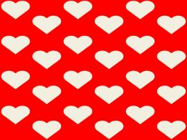 Seamless Heart  Vector Tiles image Backgrounds