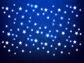 Shiny Stars Blue Vector  Free Vector Art Stock   Clip Art Backgrounds