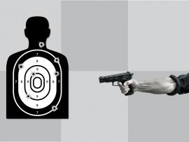Shoot with a Gun Backgrounds
