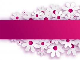 Signboard Flower Backgrounds