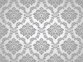 Silver Damask HD Download Backgrounds