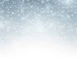 Silver With Snowflakes Clip Art Backgrounds