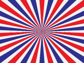 Simple Abd Red White and Blue Template Backgrounds
