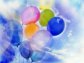 Simple Balloons Download Backgrounds