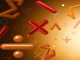 Math ppt backgrounds download free math powerpoint templates for Powerpoint templates mathematics free download