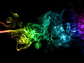 Smoke Texture Slides Backgrounds