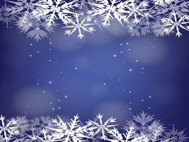 Snowflake Design Backgrounds