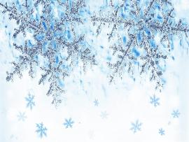 Snowflake Photo Backgrounds