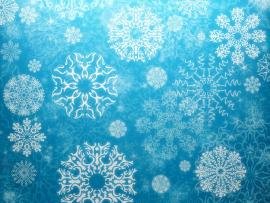 Snowflake Presentation Backgrounds