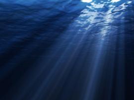 Solar Reflection Underwater image Backgrounds
