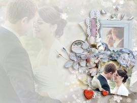 Special Wedding Day Backgrounds