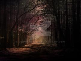 Spooky By Jezycarole On Deviantart Frame Backgrounds