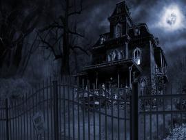 Spooky Hds Slides Backgrounds