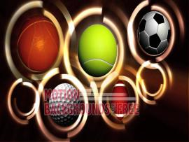Sports Colorful Design Backgrounds
