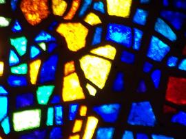 Stained Glass Worship Graphic Backgrounds