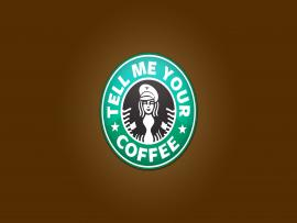 Starbucks Graphic Backgrounds