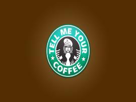 Starbucks Graphic Backgrounds