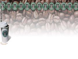 Starbucks Presentation Backgrounds